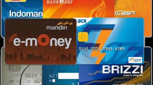Perbandingan Harga E Money Yang Ada Di Indonesia